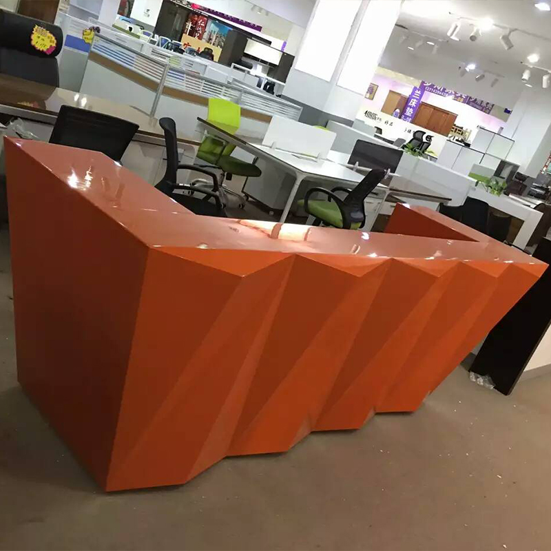 Salon Table /Reception Table Desk #Q2709