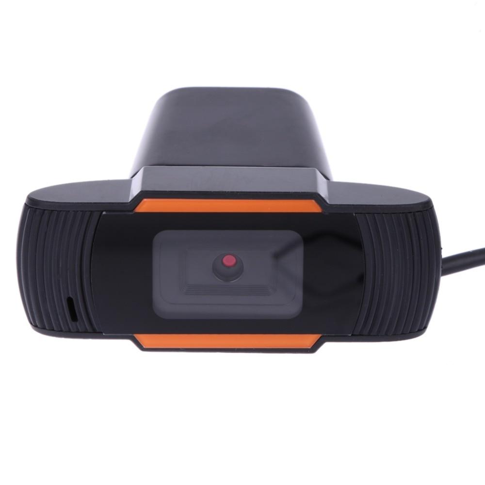 USB 12 мегапикселей Высокое разрешение Камера веб-360 градусов Mic-клипсы для Skype компьютерной