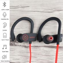 ALANGDUO G6 Sport Bluetooth Earphone Headphone Wireless Auricolari Bluetooth Hands free Headset Earbuds With Mic Fone De Ouvido
