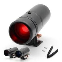 Tacómetro ajustable Led rojo y azul Rpm, medidor de Tacho Pro, luz de cambio 1000 11000, Universal