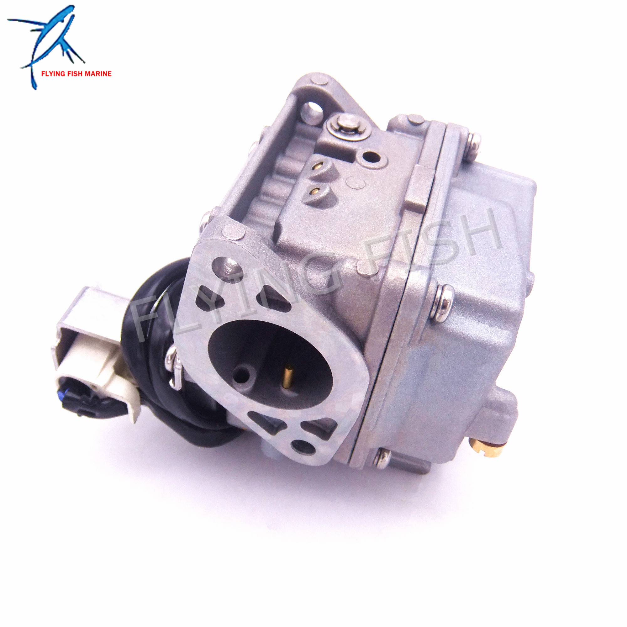 Image 4 - Outboard Engine Carburetor Assy 6AH 14301 00 6AH 14301 01 for Yamaha 4 stroke F20 Boat Motor Free Shipping-in Boat Engine from Automobiles & Motorcycles