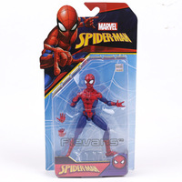 Marvel Spider-Man The Amazing Spiderman PVC Action Figure Boys Toys Gifts Brinquedos 16cm