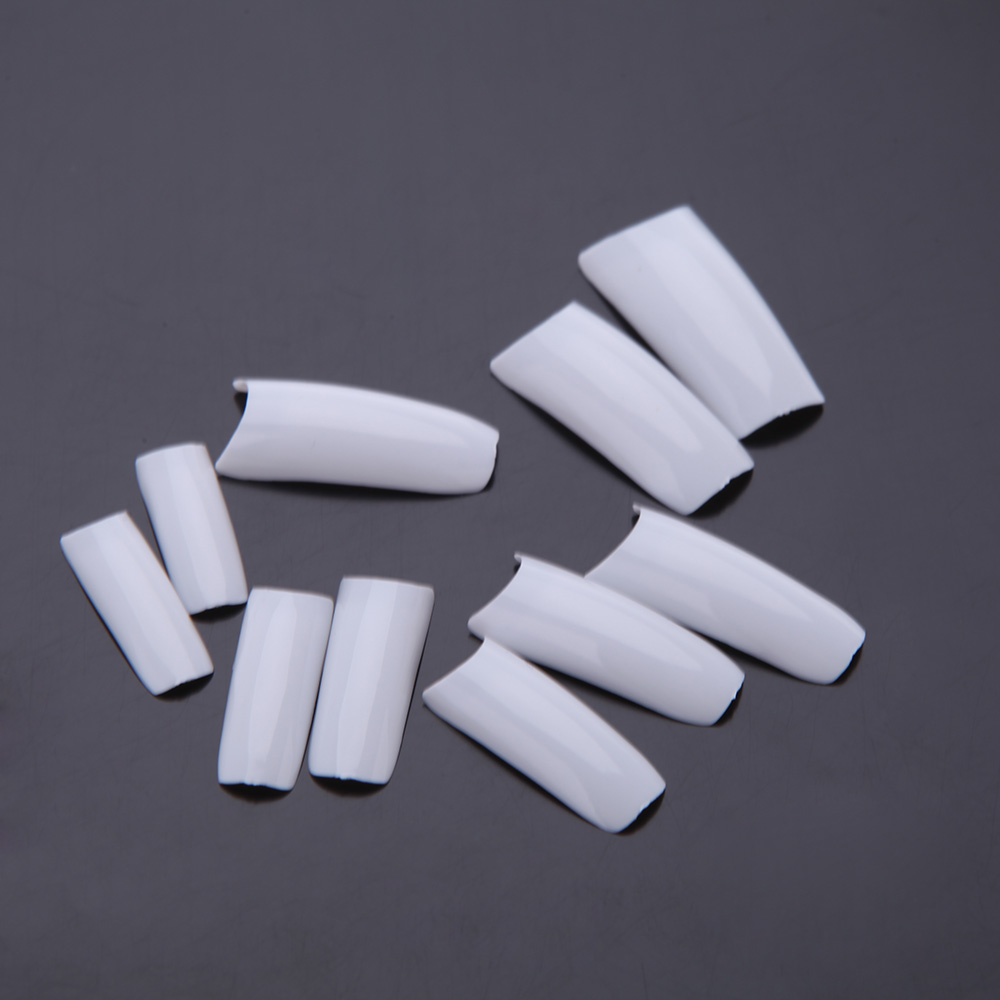 online get cheap professionalism tips com alibaba group 500pcs false nail art tips french long square false tips professional salon nail art decoration accessory