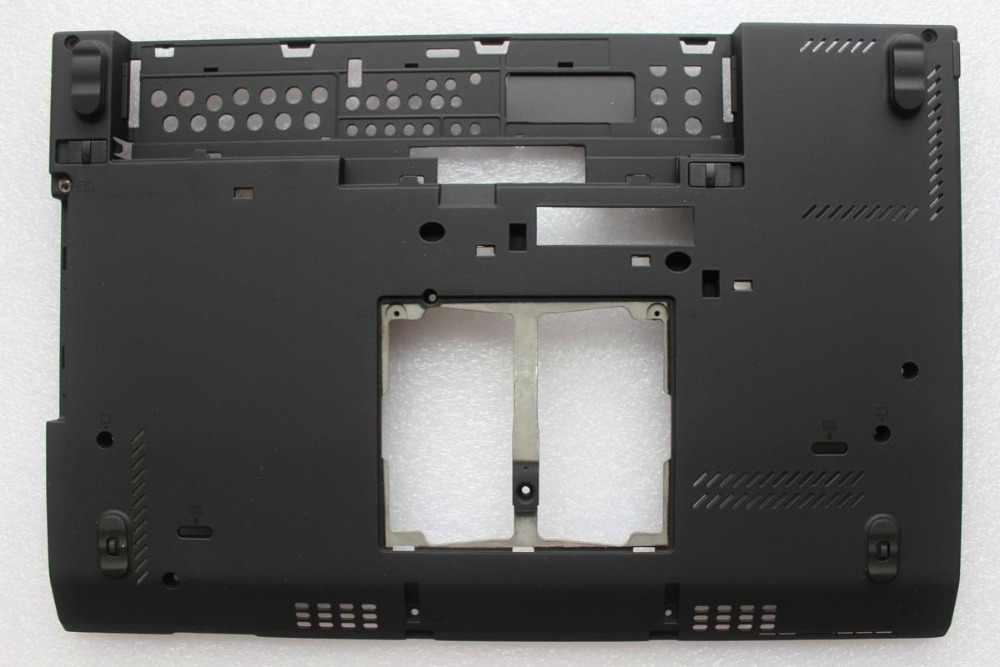 Новый оригинальный для lenovo ThinkPad X230 X230i для задней панели Чехол для задней части корпуса Нижняя крышка 04Y2086