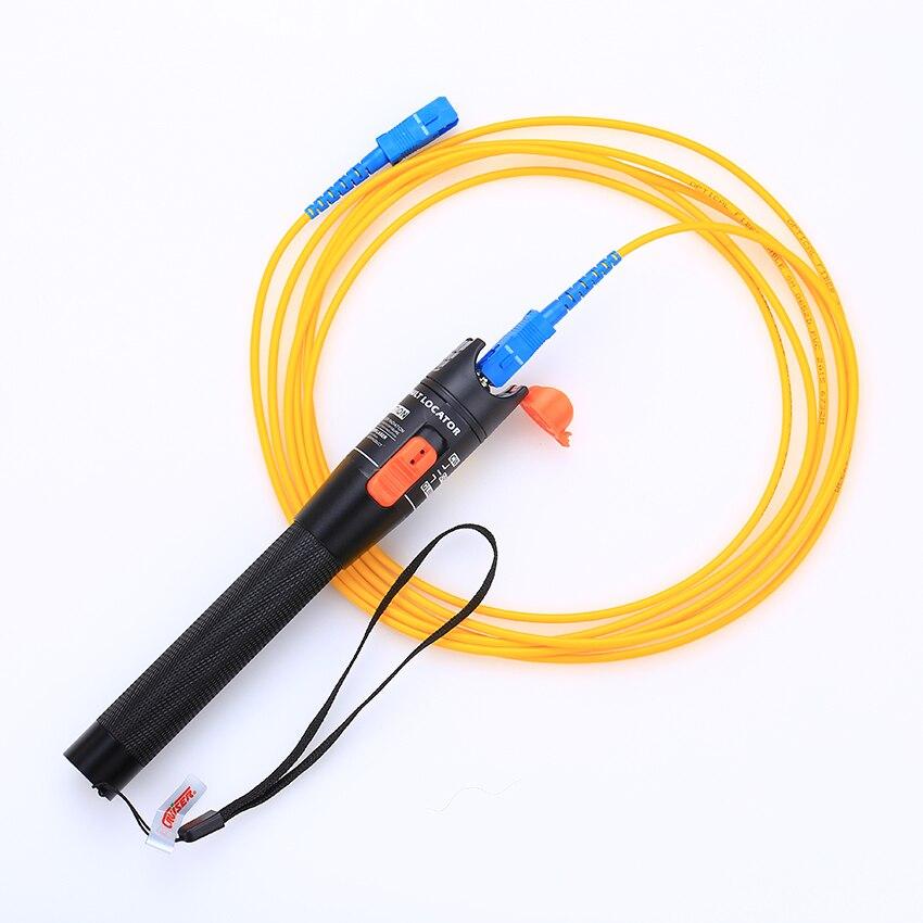 KELUSHI toptan fiyat 10 mw Fiber Optik Kablo Test Cihazı Kırmızı - İletişim Ekipmanları - Fotoğraf 5
