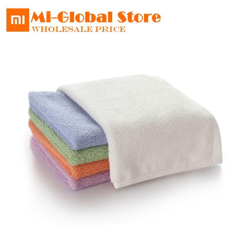 Xiaomi ZSH Square Towel Polyegiene Antibacterial Towel Oeko-Tex Standard Cotton Strong Water Absorption Bath Face Hand Towel