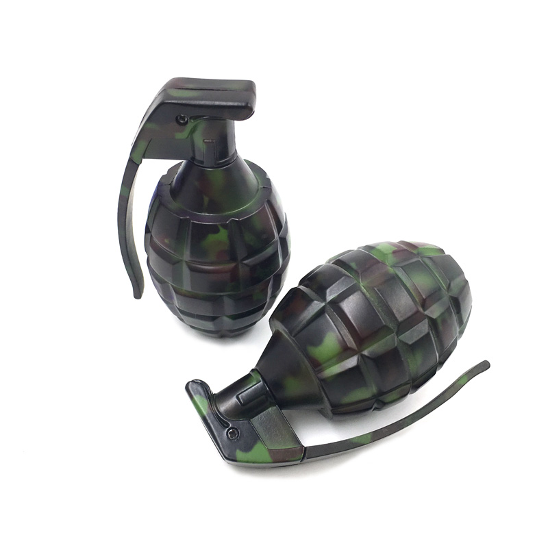 NEW Camouflage of camouflage herb tobacco grinder smoke spic