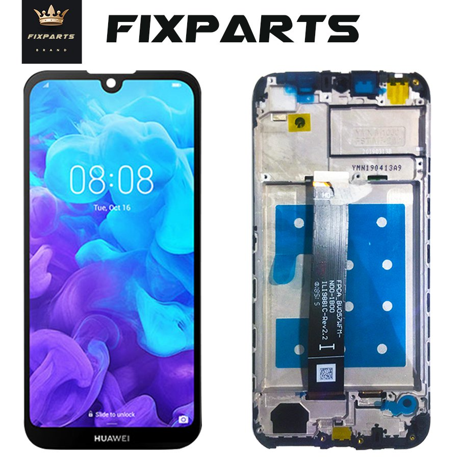 Original Huawei Y5 2019 LCD Touch Screen Digitizer Assembly Y5 2019 Display AMN LX9 AMN LX1