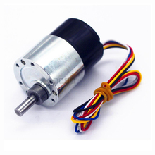 цена на JGB37-BLDC3525 Long Life, Brushless Geared Motor, High Torque Motor, With Brake 12v24v, CW/CCW