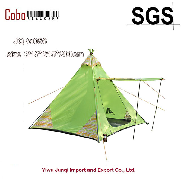 4 Person Pyramid Tent Tipi Indian Style Professional C&ing Tent Forest Outdoor  sc 1 st  AliExpress & 4 Person Pyramid Tent Tipi Indian Style Professional Camping Tent ...