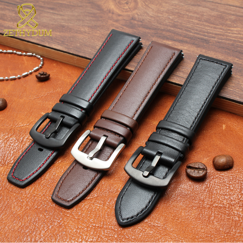 Genuine leather and silicone watchband for Huawei Watch GT pro watch strap 22mm smart watch
