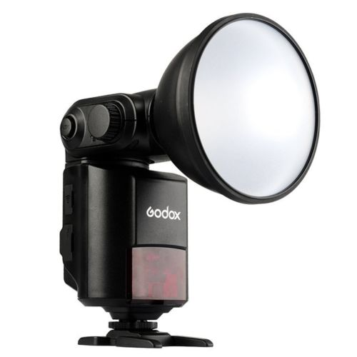 Godox Witstro AD360II-N 360W GN80 E-TTL Single Flash Speedlite for Nik0n DSLR godox witstro ad360ii ttl 360w gn80 powerful speedlite flash light with pb960 lithium battery black for nikon canon