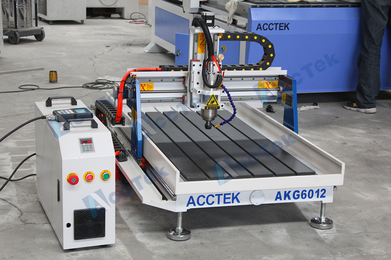 Acctek cnc router 6012 6090 1.5kw/mini cnc milling machine acctek 4 axis cnc router engraving machinery 6090 mini pcb cnc drill router machine for sale