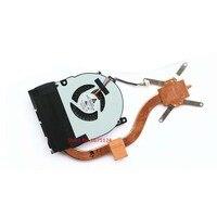 Bilgisayar Işlemci radyatör fan soğutucu soğutucu ASUS U24G U24E B23E laptop CPU Soğutma fanı Için