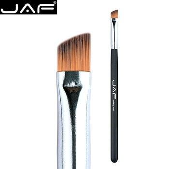 JAF Angled Eyebrow Brush,  Beveled Eye Brow Brush, Gel Eyeliner Brush for Eye Makeup 04SBYA