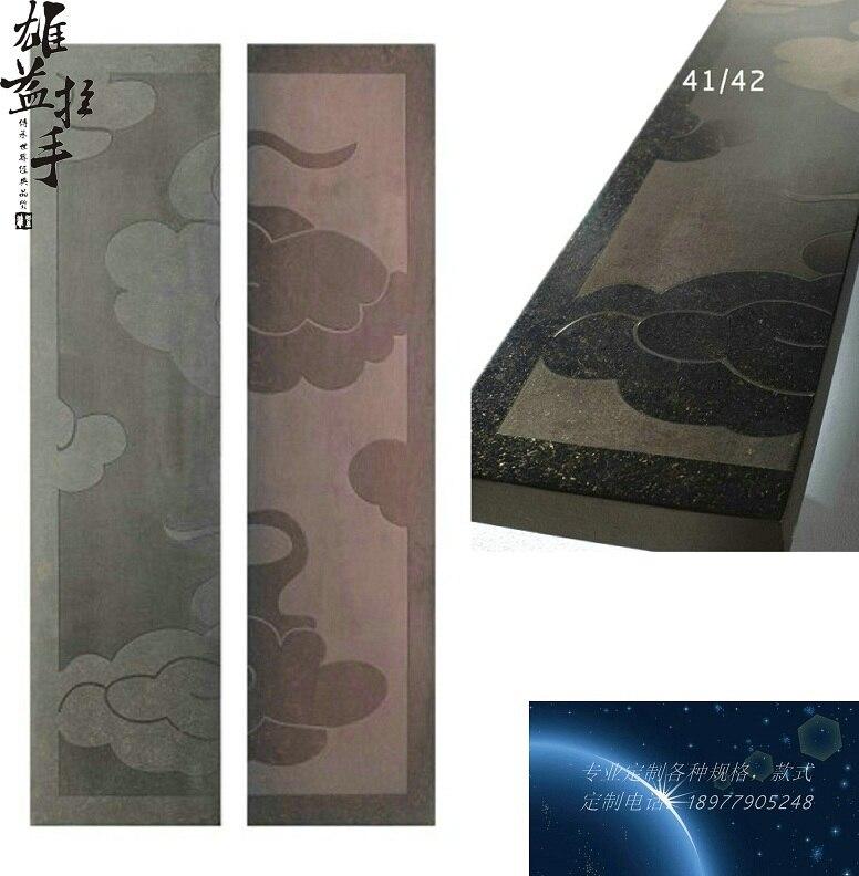 Chinese antique wooden door handle doorknob carving rectangular bronze door handle glass door interdesign daizy shower curtain