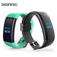 DEHWSG 2017 Новый кровяное давление смарт-группы M2 часы пульс метр монитор cardiaco Умный браслет Фитнес-Трекер Смарт-браслеты