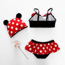 Baby Girls Swimwear Princess Bikini