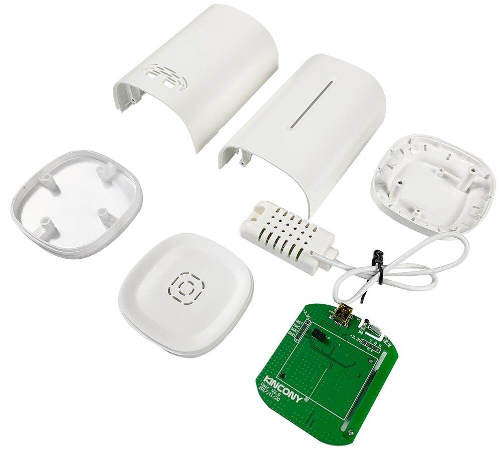 SIM800C GSM GPRS module stm32 development pcb board temperature humidity pm2.5 sensor data transmission IOT for smart home