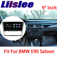 Liislee Android Car Navigation GPS For BMW E90 Saloon 2005~2012 Audio Video HD Touch Screen Stereo Multimedia Player No CD DVD