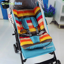 Baby trolley cushion chair mat thick waterproof urinal pad baby stroller cushion pad YYT163