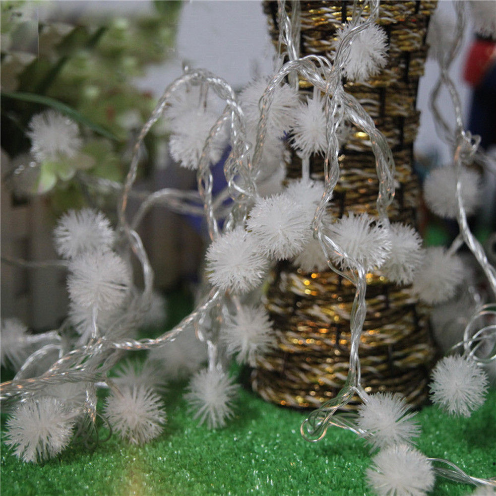 Christmas Decorations 2.5M 20LED Cooper Wire Fairy String Light ...