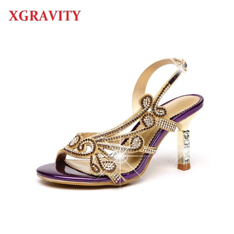 Zapatos Sexys Mujer De Fiesta Xgravity Para 2019 Nuevos EWIe9YbDH2