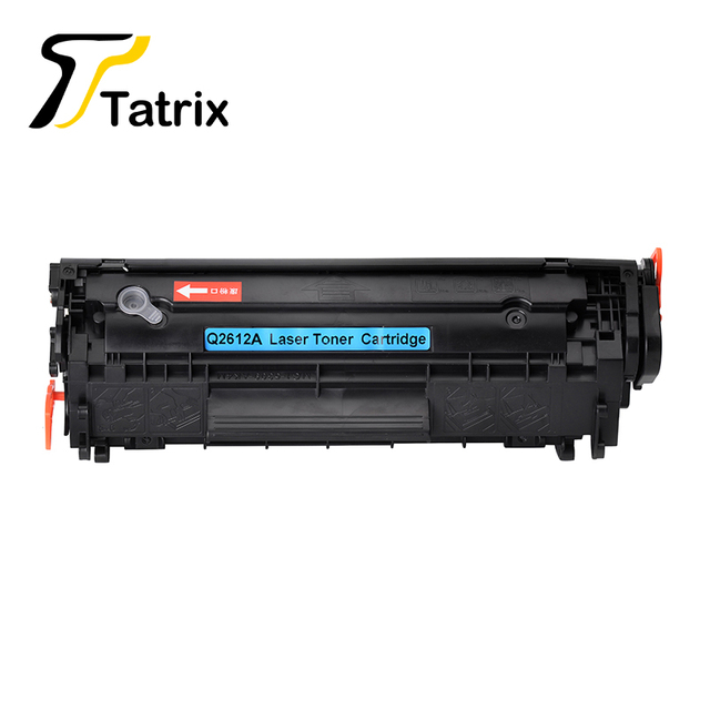 12A For HP 2612A Refillable Compatible Toner Cartridge For HP HP LaserJet 1010 1012 1015 1018 1022 1022N 1020 3015MFP Printer 3