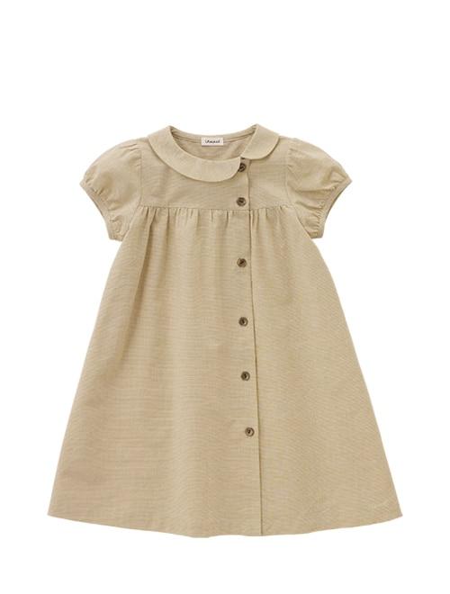 Aliexpress.com : Buy 2016 Baby Girls Cotton Linen Dresses Kids ...