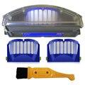 Новинка для Irobot Roomba 500 600 Series Aero Vac фильтр для пылесборника Aerovac Bin Collector 510 520 530 535 540 536 531 620 630 650