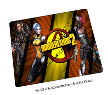 borderlands mouse pad locked edge pad to mouse notbook computer mousepad Wholesale gaming padmouse gamer to laptop mouse mats