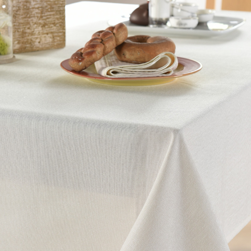 8 Patterns Solid 100% Cotton Fabric Square Tablecloths Decoration High  Quality Dining Table Customizable Elegant