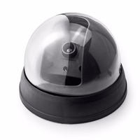 Free Shipping New Model Lowest Price Outdoor Waterproof IR CCTV Dummy Dome Of The LED Fake
