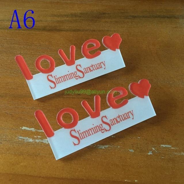 10pcs custom name badge employee personalized magnetic wedding name