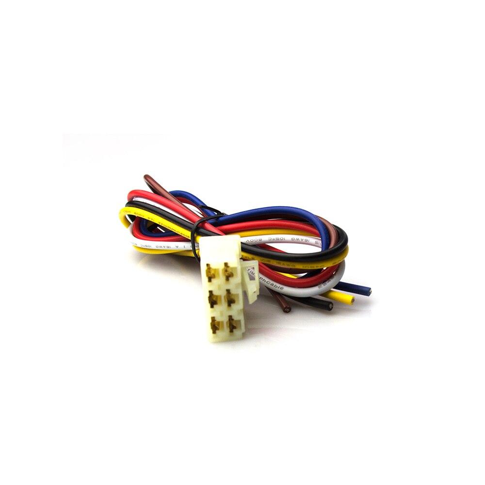 Eunavi RFID Intelligente Système D'alarme De Voiture Poussoir Démarrage Moteur bouton d'arrêt Transpondeur Antidémarrage Keyless Go S'adapte pour 12 V Voitures Carsmate - 5