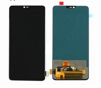 OPPO R15 100% Tested  LCD Touch Screen Digitizer Spare Parts replacement + TOOLS