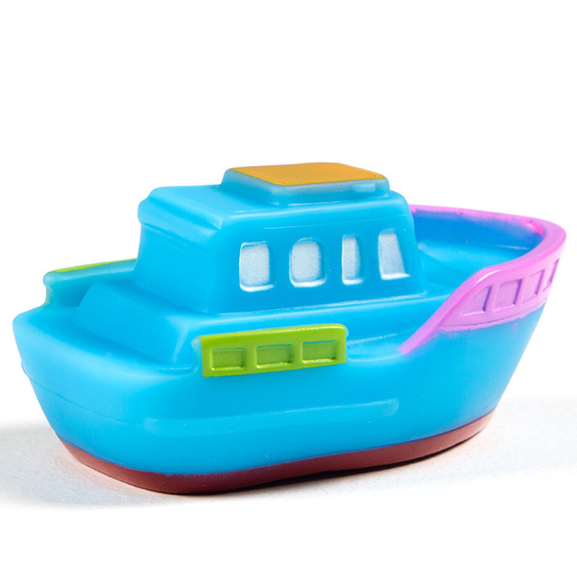 Rubber Floating Ship for Bathroom