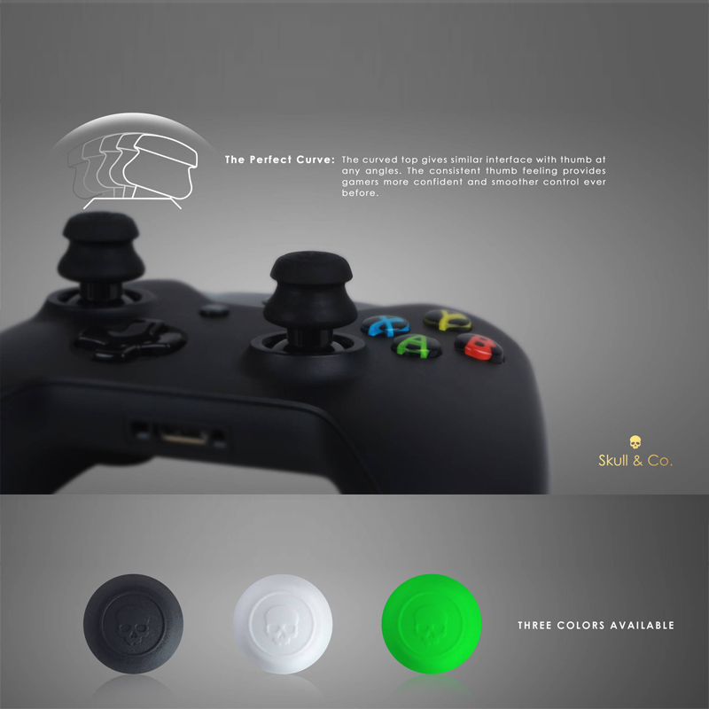 CQC Elite Thumb Grip Joystick Cap For Xbox One Controller Master Thumbstick Cover For Xbox360 Gamepad sniper elite 3 игра для xbox one