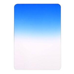 Image 4 - Квадратный фильтр Foleto Z series 100 мм * 145 мм Градуированный ND2 4 8 Красный Синий Оранжевый нейтральная плотность для держателя Lee Cokin Z series Pro