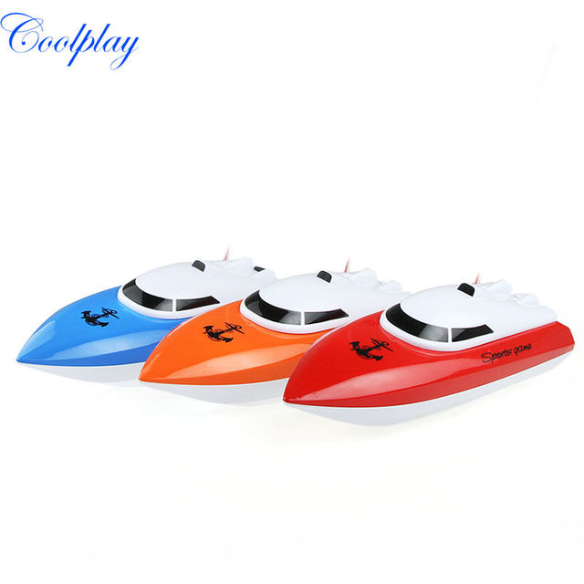Coolplay Waterproof Mini Speed Boat