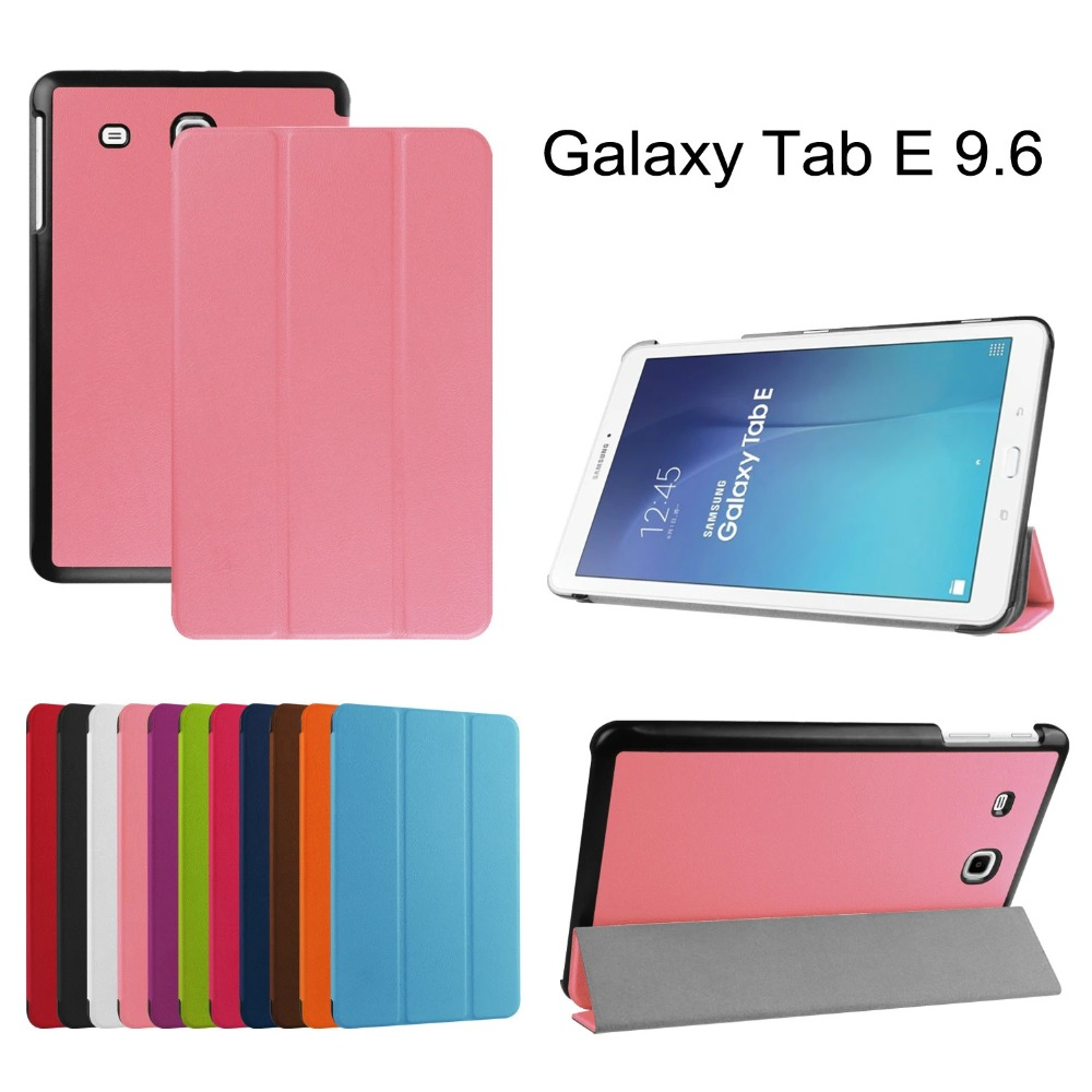 KST Magnetic Smart Cover case For Samsung Galaxy Tab E 9 7 T560 T561 9 6