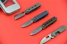 Jufule yidu mini klappmesser echt s35vn klinge tc4 titanium griff taschenmesser camping taktische überlebensmesser edc werkzeuge