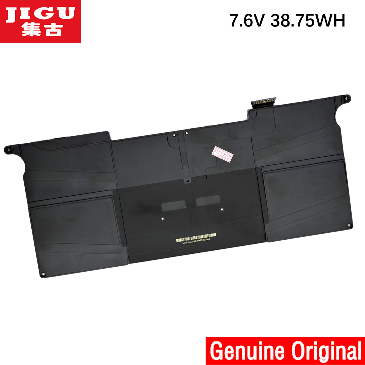 JIGU New Laptop <font><b>Battery</b></font> For Apple <font><b>MacBook</b></font> <font><b>Air</b></font> <font><b>11</b></font>