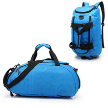 Multi-use Portable Sports Gym Backpack Shoulder Bag Separated Shoes Storage Travel Backpack Men And Women Outdoor Fitness Bag(China)