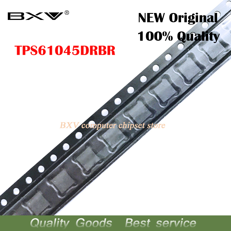 10pcs TPS61045 TPS61045DRBR QFN-8 Chipset
