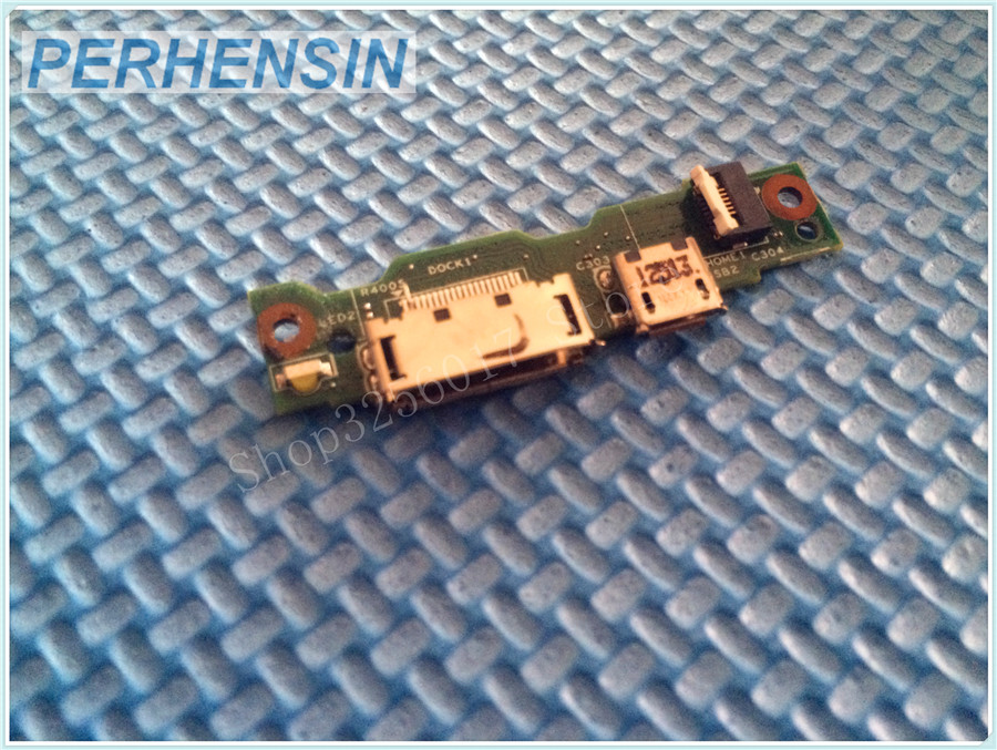 FOR DELL FOR Latitude 10 ST2 Tablet Docking Connector DLP10 Switch BOARD
