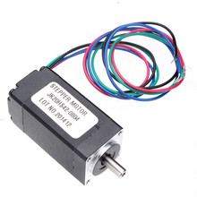 NEMA 8 1.8 Degree 20 Hybrid Stepper Motor 2 Phase  42mm 300g.cm 0.8A For 3D Printers Monitor Equipment Medical Machinery