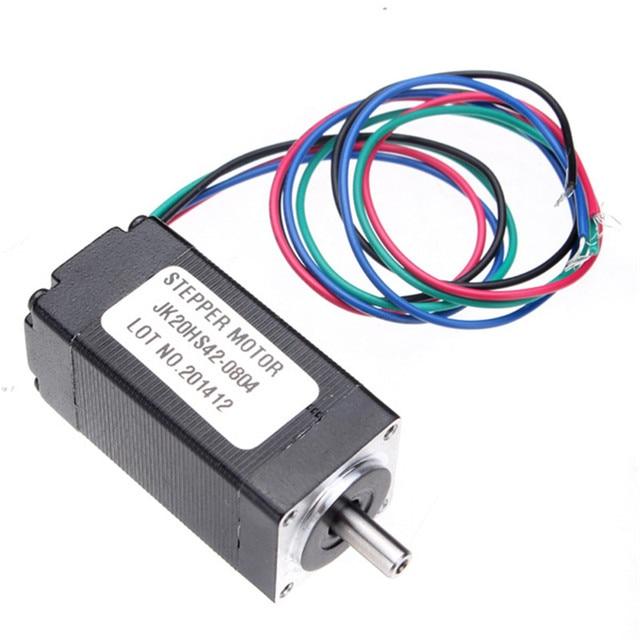 NEMA 8 1,8 Grad 20 Hybrid Schrittmotor 2 Phase 42mm 300g. cm 0.8A Für 3D Drucker Monitor Ausrüstung Medizinische Maschinen