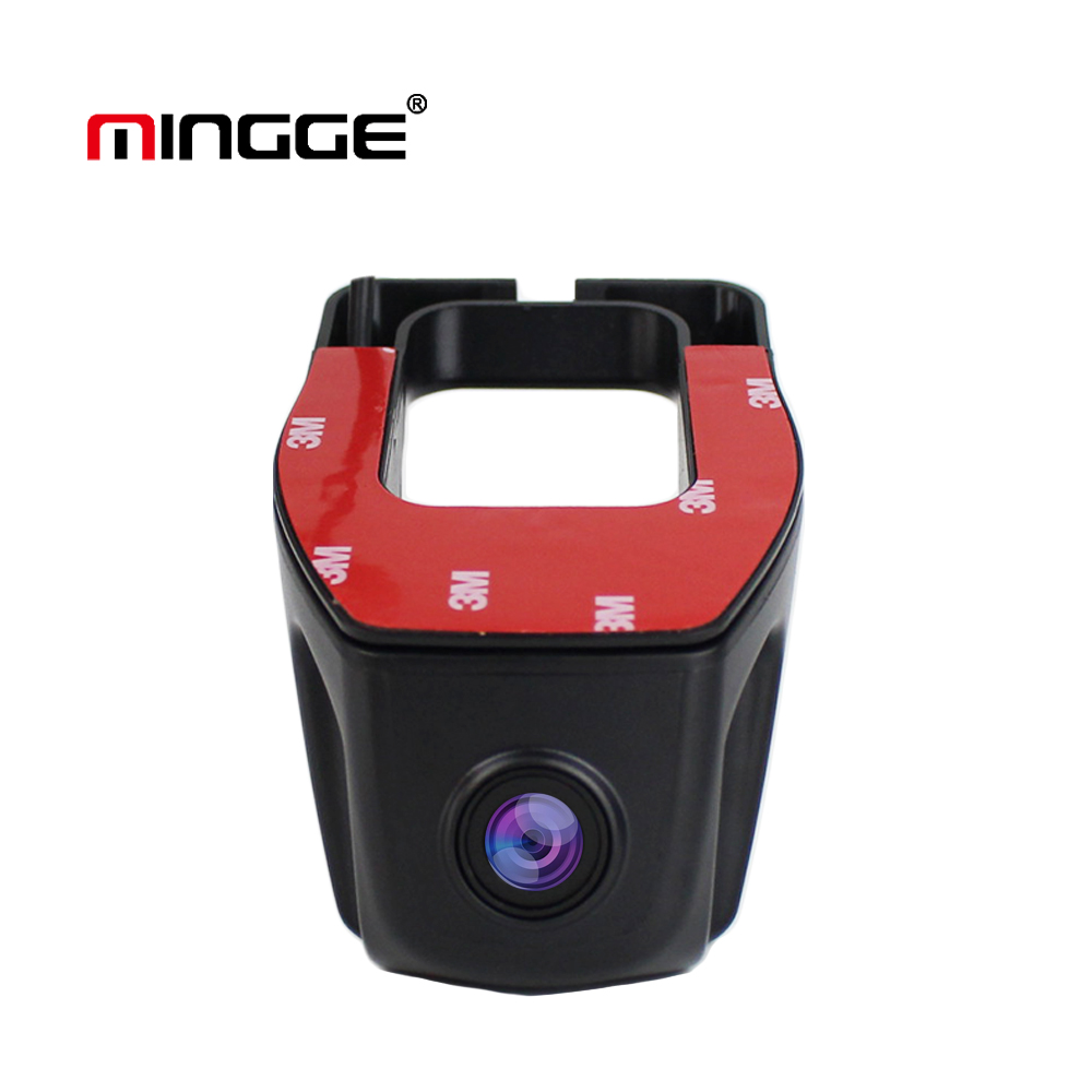 MINGGE USB DVR for Android 4.0-6.0 System Full HD Night Vision Video Recorder Dash Cam Hidden Installation