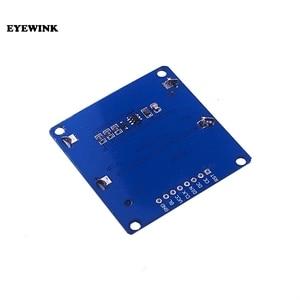 Image 2 - 10 stks/partij Nieuwe Module Blauwe achtergrondverlichting 84*48 84x84 LCD adapter PCB voor Nokia 5110 voor Arduino